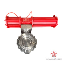 Sealed Butterfly Valve