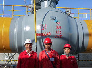 SHANGHAI HIGH & MEDIUM PRESSURE VALVE CO.,LTD