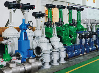 SHANGHAI POWER PLANT VALVE FACTORY CO.,LTD